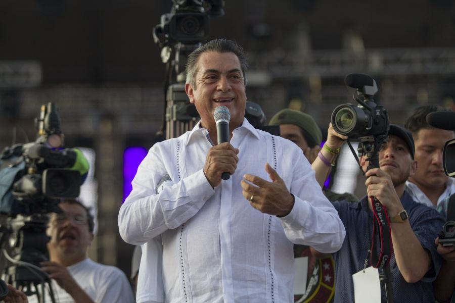 """TEPJF ordena sanciones contra """"el Bronco"""" por campaña presidencial"""