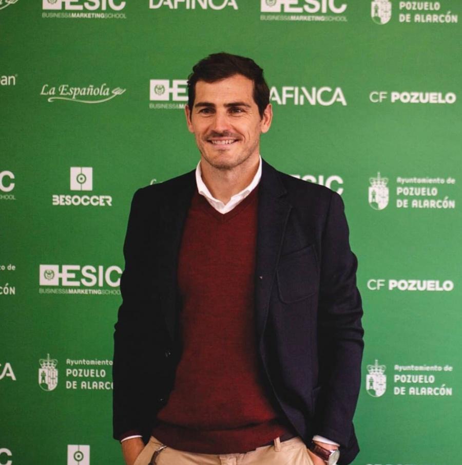Iker Casillas decidirá si se retira de las canchas en marzo