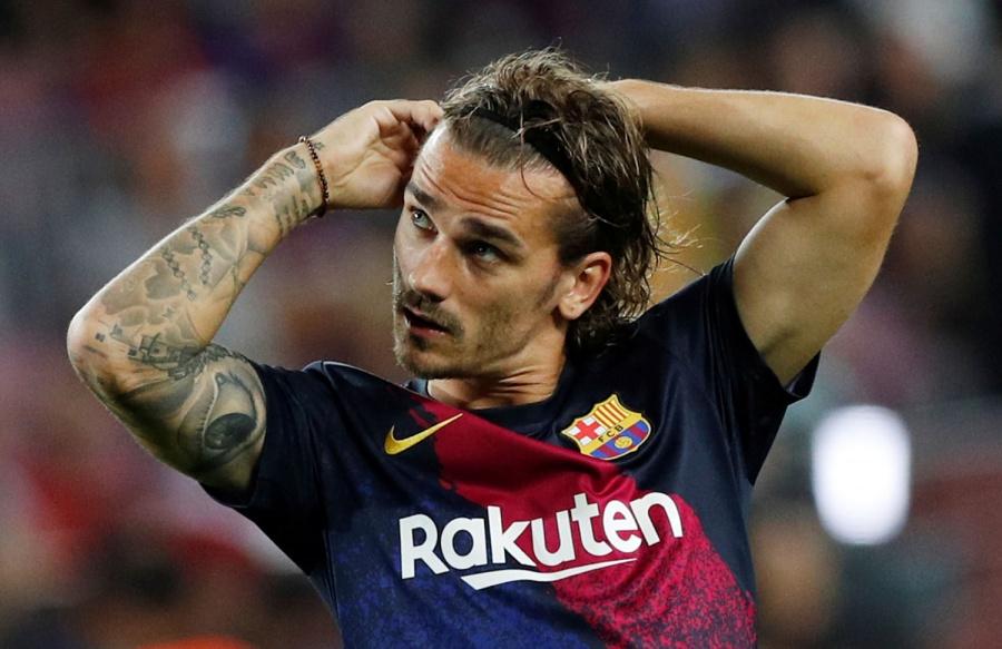 """Barcelona recibe """"ridícula"""" multa por acuerdo con Griezmann"""