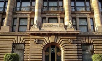 Por segunda vez consecutiva, Banxico baja 25 puntos tasa de interés