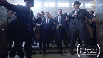 """""""El Irlandés"""" abrirá el Festival de Cine de Nueva York"""