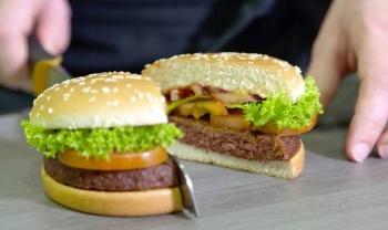 McDonald's apuesta por hamburguesas veganas