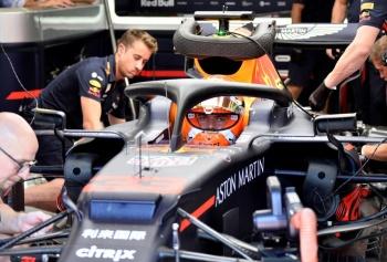 Verstappen y Kvyat son penalizados para GP Rusia por cambios de motores