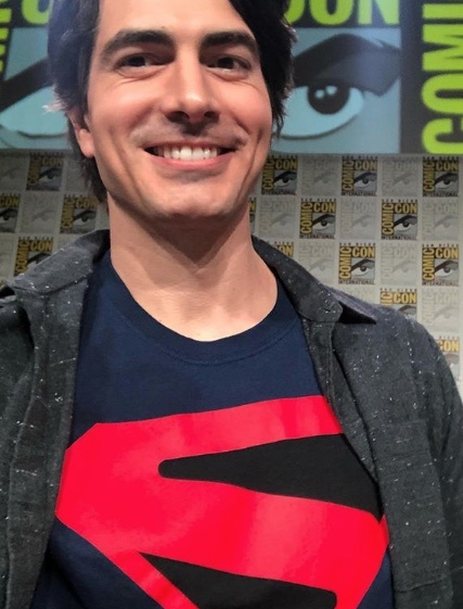 "Así se verá Brandon Routh como Superman en el ""Arrowverse"""