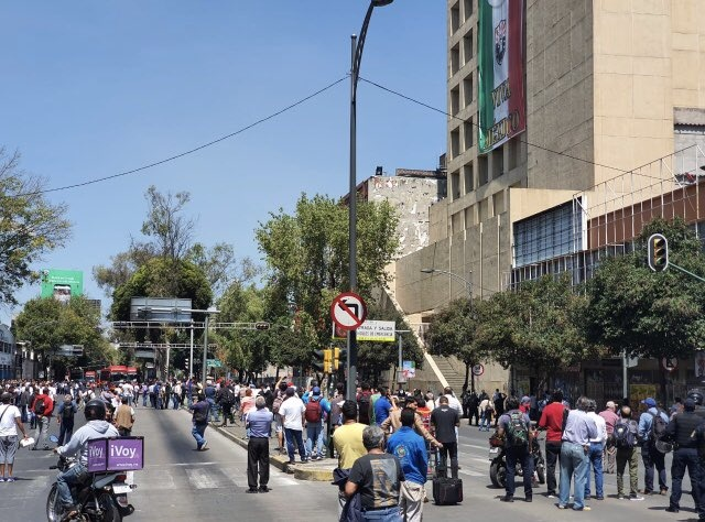 Llama gobierno de la CDMX a electricistas a dirimir diferencias vía el diálogo