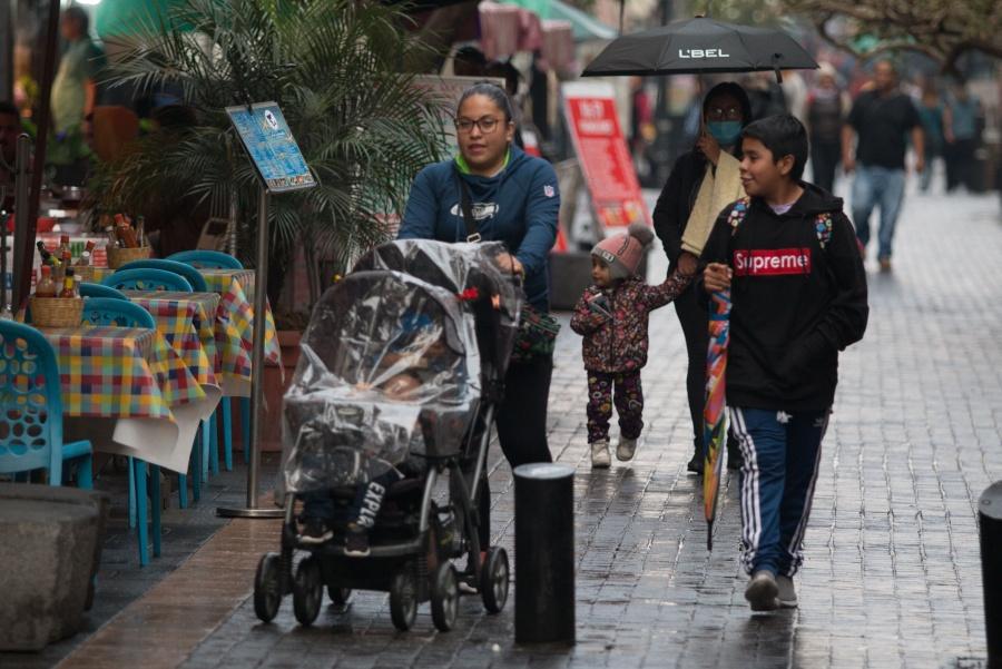 Valle de México registrará cielo nublado y lluvias vespertinas