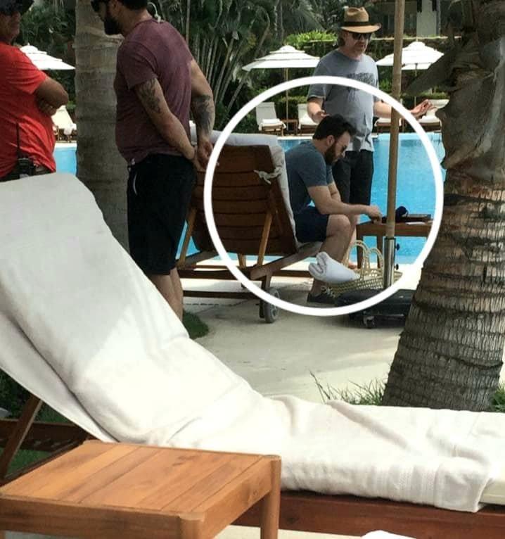 """El """"Capitán América"""" filma una serie en la paradisíaca Riviera Nayarita"""