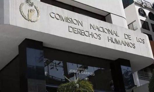 CNDH emite 4 recomendaciones por feminicidios en la Capital