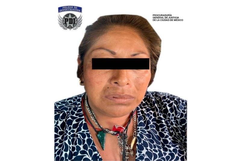 """Vinculan a proceso a Elvia Ortega Arenas conocida como """"La Bruja"""
