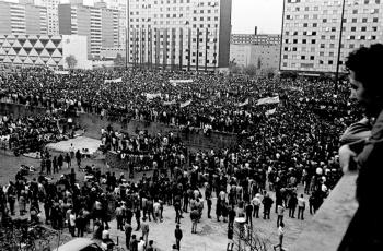 Conmemorarán en Palacio Nacional masacre de Tlatelolco