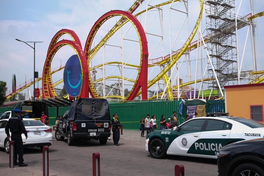 Suspende gobierno capitalino actividades en La Feria de Chapultepec