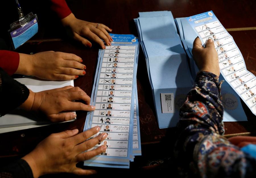 Afganistán celebra elecciones presidenciales en alerta máxima