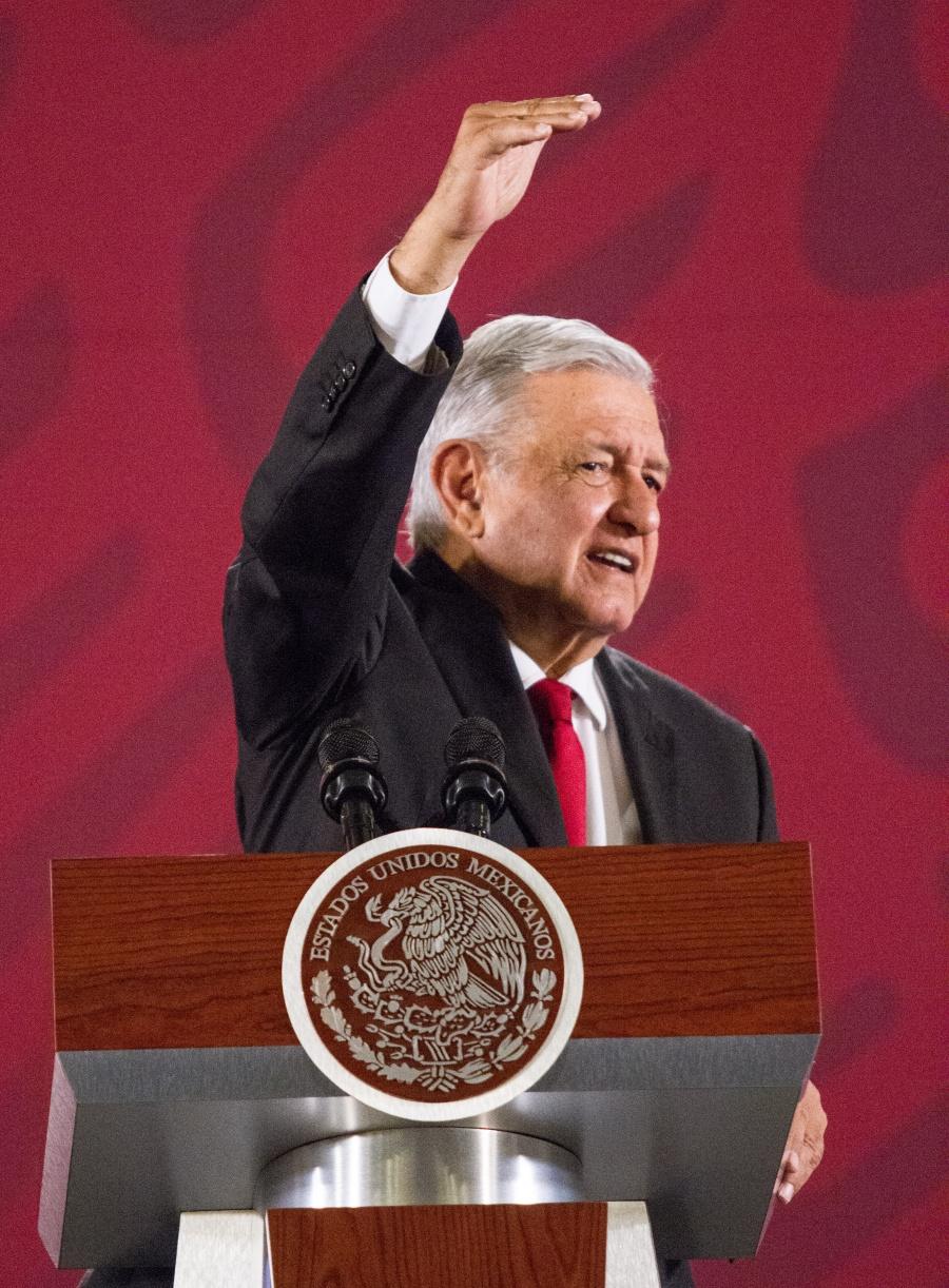 Lamenta el Presidente López Obrador la muerte de José José