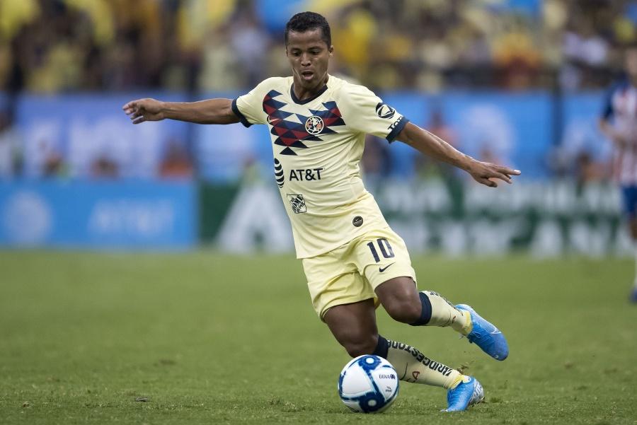 Giovani dos Santos queda fuera por seis semanas