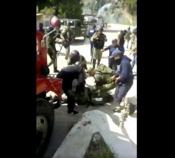 Muere elemento de la Guardia Nacional atacado en Bochil, Chiapas