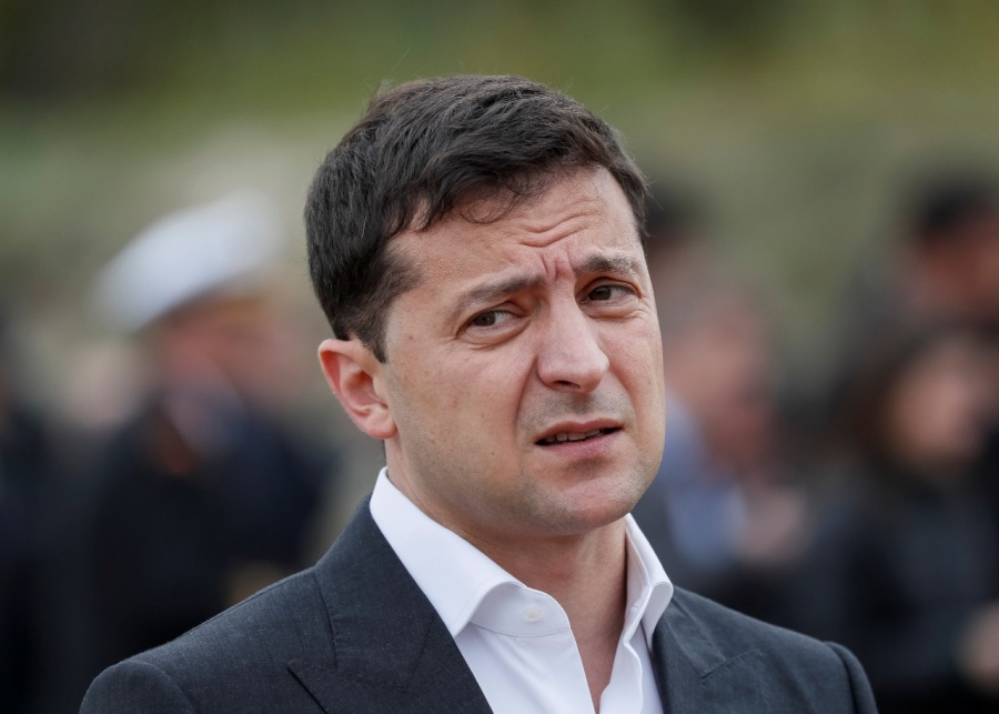 Presidente ucraniano planea visitar a Trump en medio de polémica