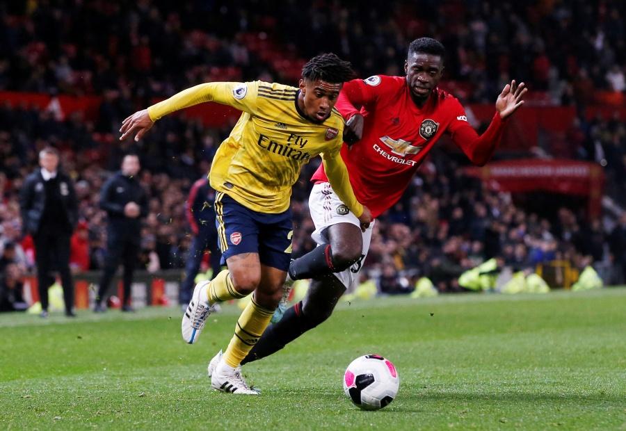 Manchester United y Arsenal no se hacen daño en Old Trafford