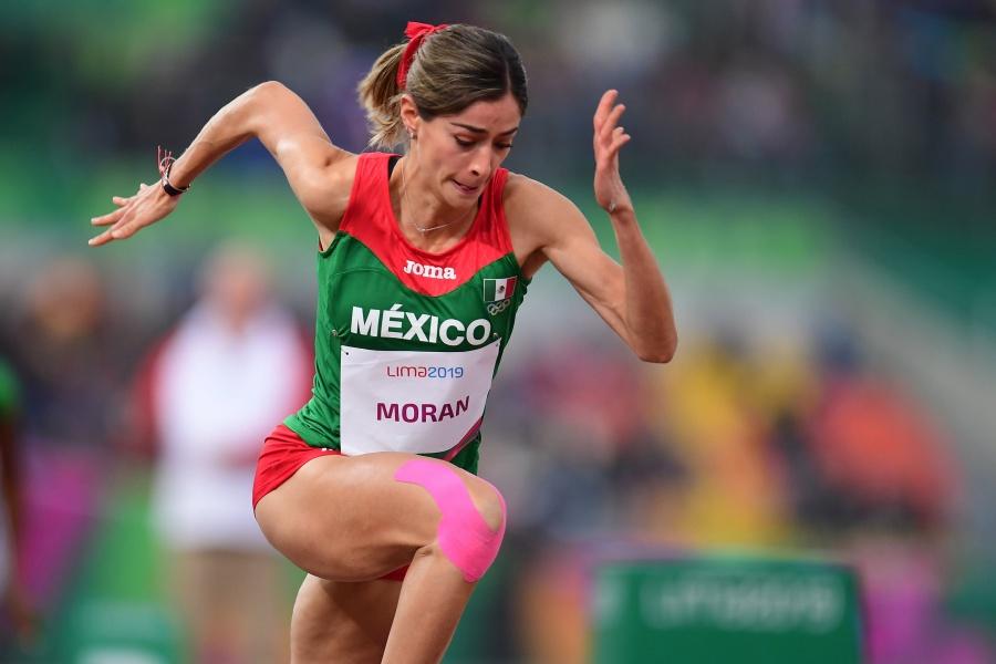 Paola Morán a semifinales en 400 metros en el Mundial de Atletismo en Doha