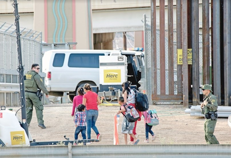 Trump supera a Obama en arresto a migrantes
