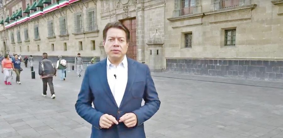 Delgado llama a Morena a renovación de dirigencia sin simulaciones