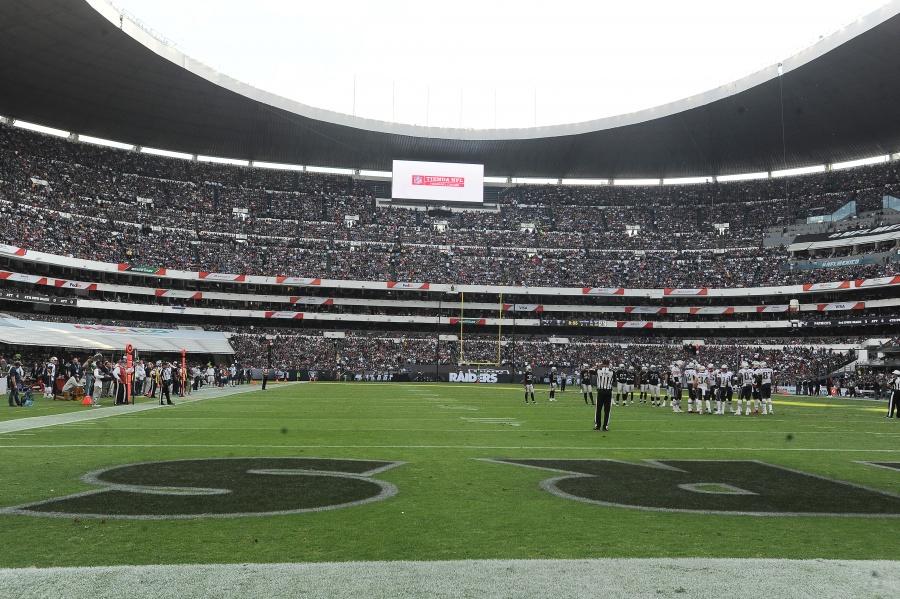 NFL destaca buen estado del césped del Estadio Azteca