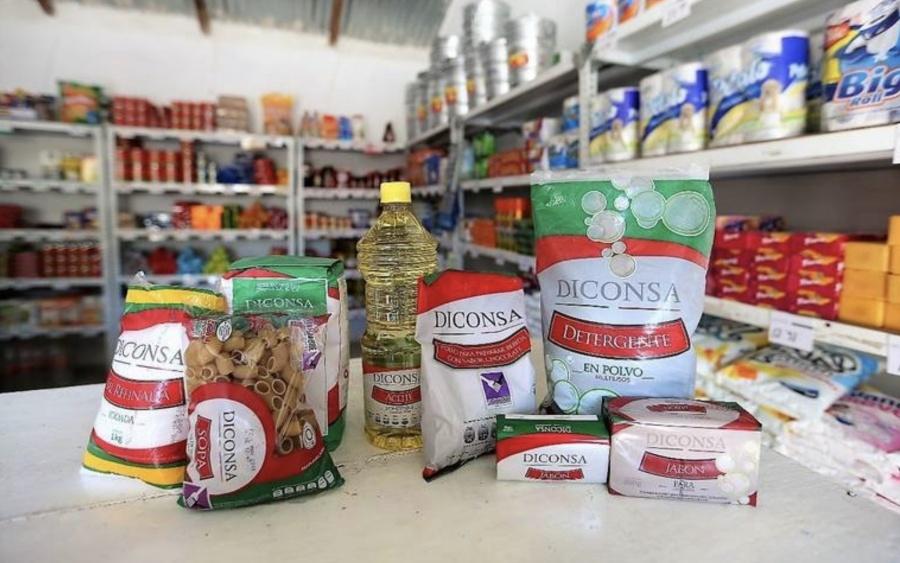 A partir del miércoles, bajan precios de la canasta básica en tiendas Diconsa