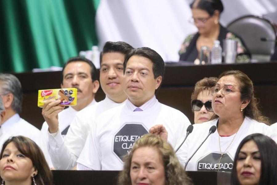 Las modificaciones a la Ley de Salud no son en contra de la industria, afirma Mario Delgado