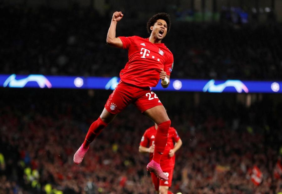 Bayern castiga con goleada de escándalo al Tottenham