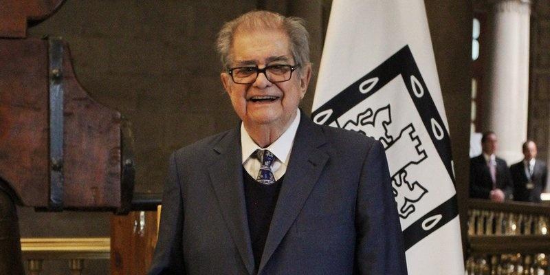 Lamentan la pérdida de Miguel León Portilla, férreo defensor de las culturas originarias