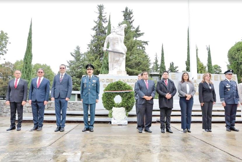 Barbosa realza mensaje de justicia para Puebla
