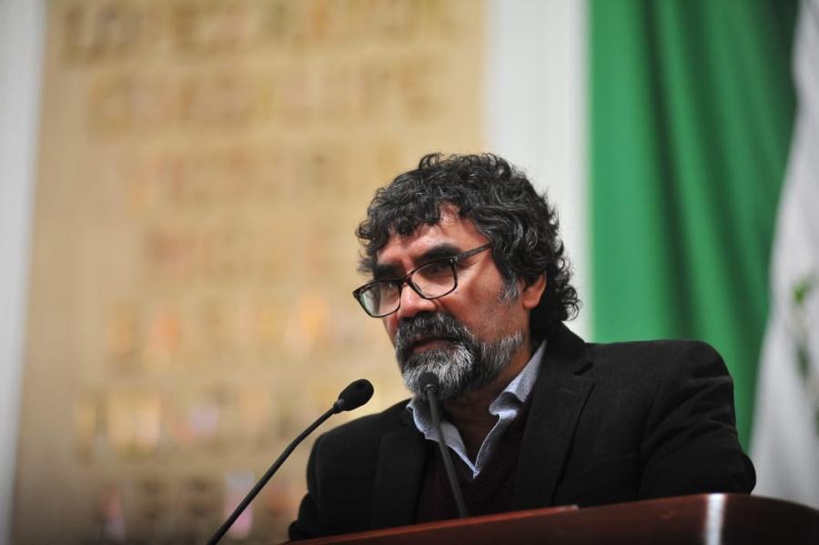 Congreso capitalino debe funcionar con estricto apego a derecho: Efraín Morales