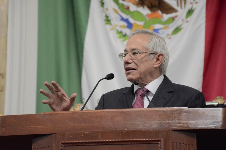 Gaviño pide informe a SSC sobre omisiones de seguridad en marcha de Ayotzinapa