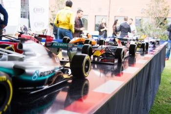 F1 FanZone llegará al Parque Bicentenario