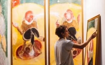 """BADA llega a México, la feria de arte contemporáneo """"directo de artista"""", en el Campo Marte"""