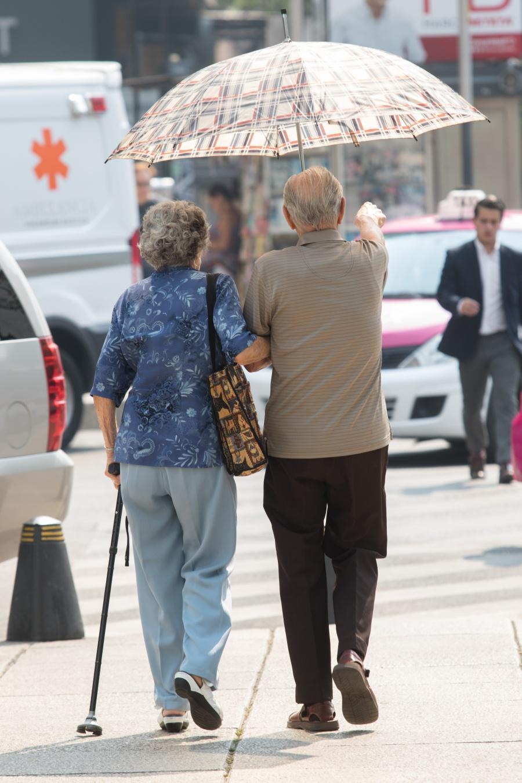 """Asegura AMLO que el Gobierno es """"guardián de las pensiones"""""""