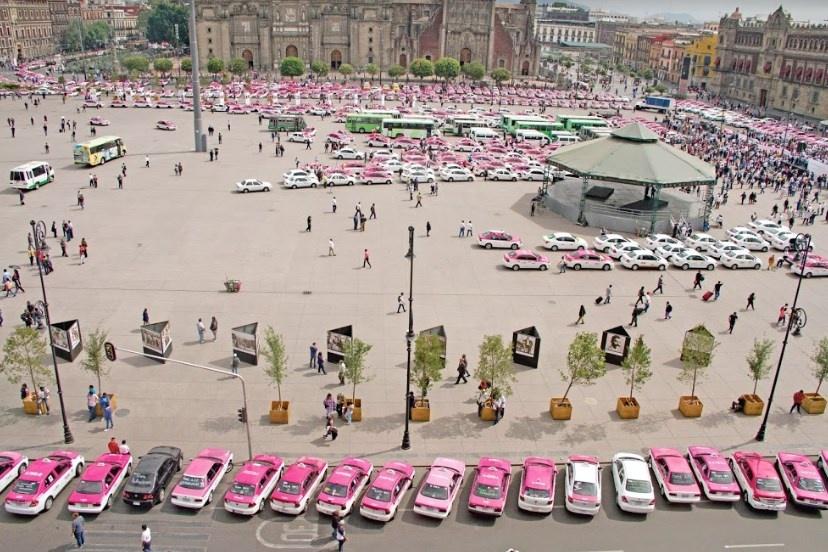 Taxistas amagan con más bloqueos por App