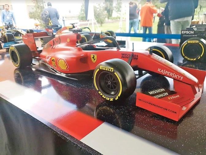 Fanzone del GP en México trae a dos pilotos
