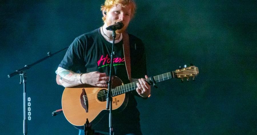 Ed Sheeran quiere construir un espacio para la contemplación en su casa campestre