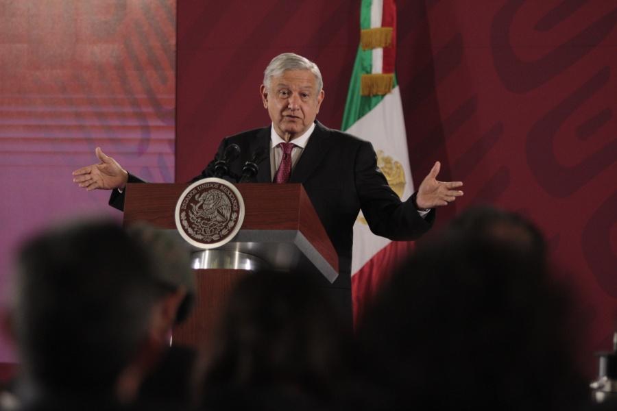 AMLO pide a EU respetar soberanía de México por campo petrolero