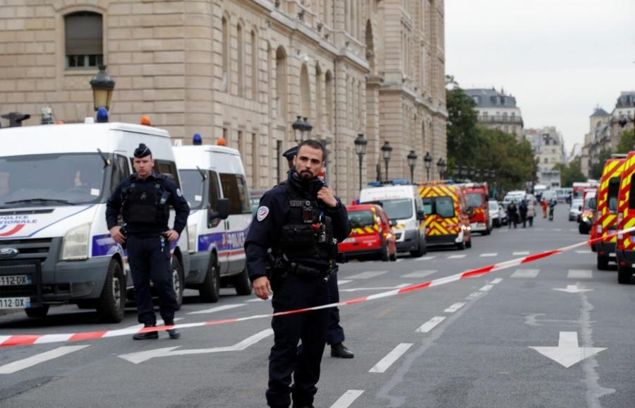Ataque en jefatura de Policía de París deja cuatro muertos