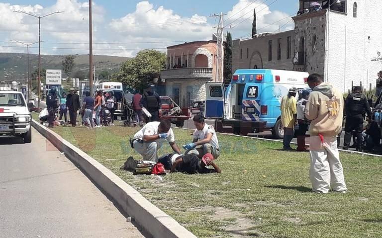 Al menos tres lesionados luego de ataque a un cortejo fúnebre en San Miguel de Allende