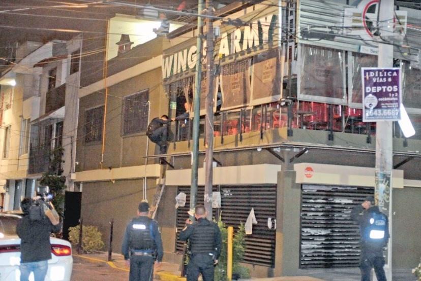 Reportan alza en robo a negocio en CDMX