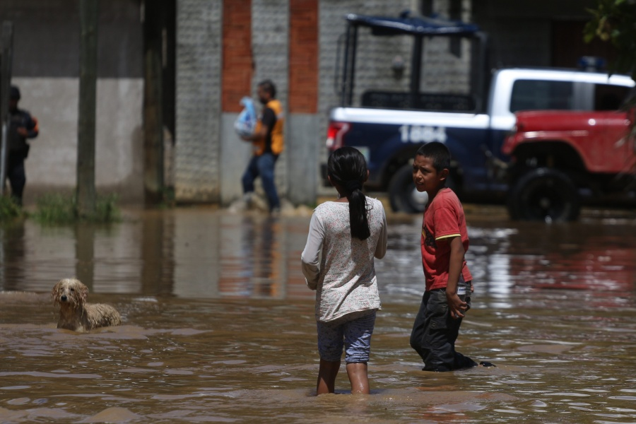 Solicita Oaxaca declaratoria de desastre para 122 municipios