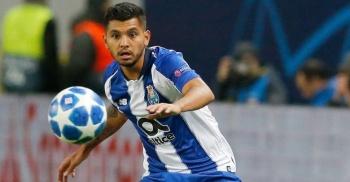 """""""Tecatito"""" Corona, descartado con el Porto en la Europa Legue"""