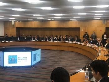 Proponen empresarios al presidente López Obrador retención parcial del IVA