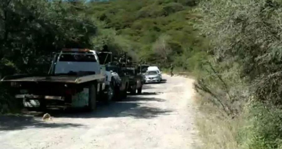 Abate Guardia Nacional a cinco presuntos huachicoleros en Guanajuato