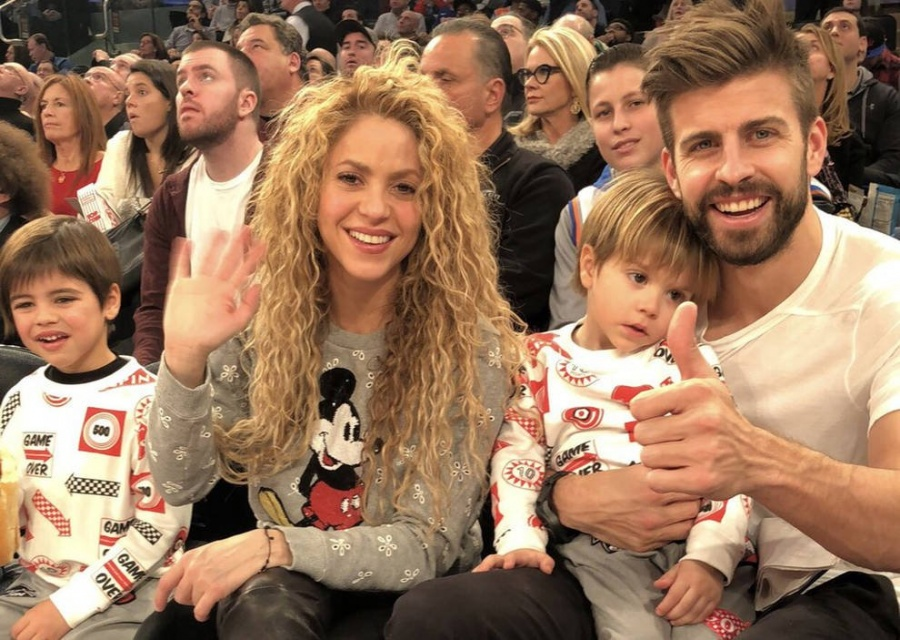 Shakira tiene una nueva canción: cortesía de su pequeño Milan