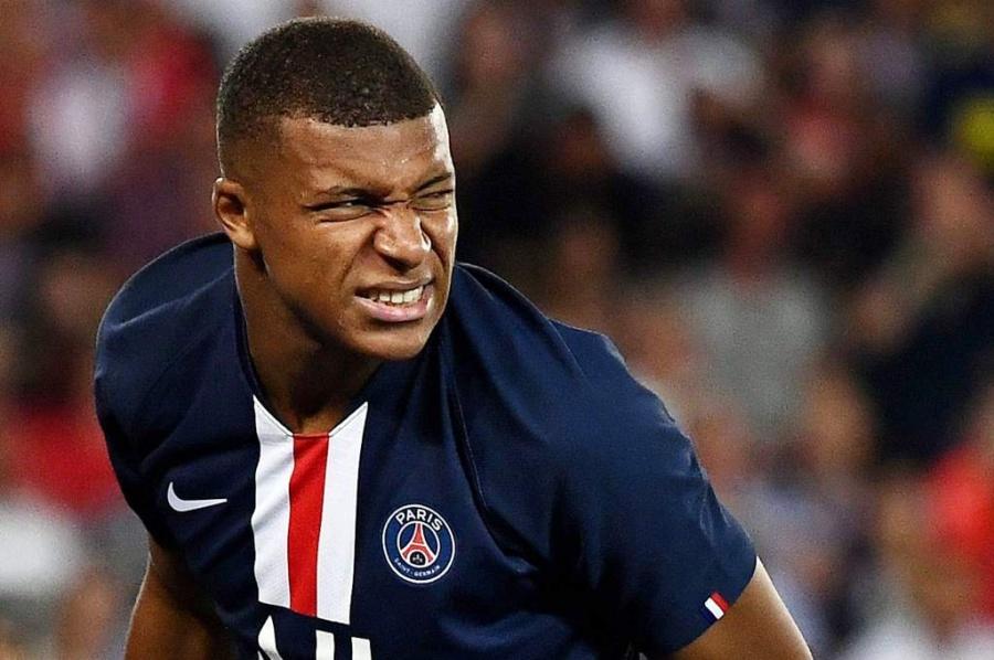 Mbappé vuelve a ser baja por lesión en PSG