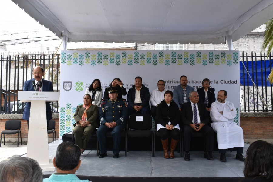 4 mil 133 armas de fuego han sido entregadas en Iztacalco