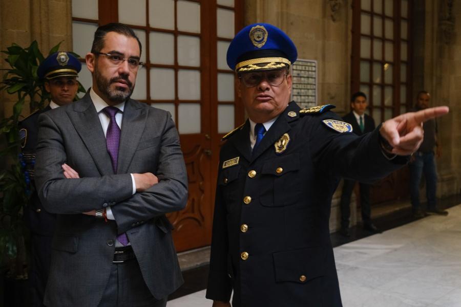 Jesús Orta enfrentó momentos críticos durante su tiempo como secretario de Seguridad Ciudadana